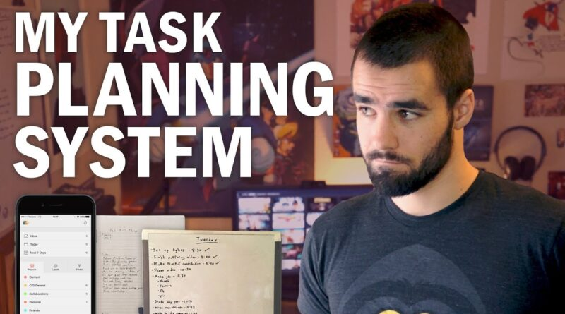 My 3-Tier Planning System for Getting Stuff Done – College Info Geek